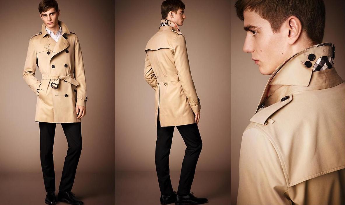 バーバリー ケンジントン - ミッドレングス・ヘリテージ・トレンチコート burberry trench coat