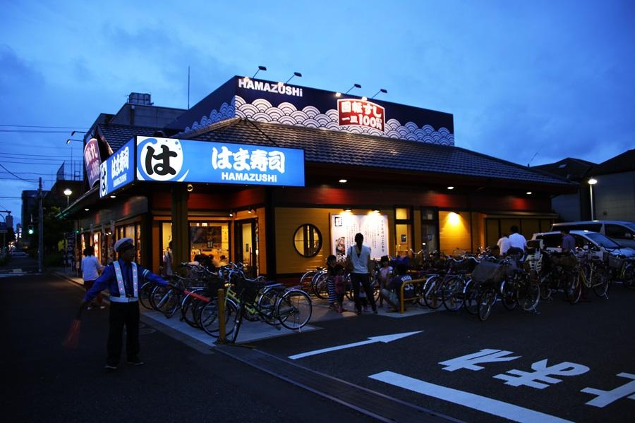 外観 回転寿司 はま寿司 hamasushi (12)