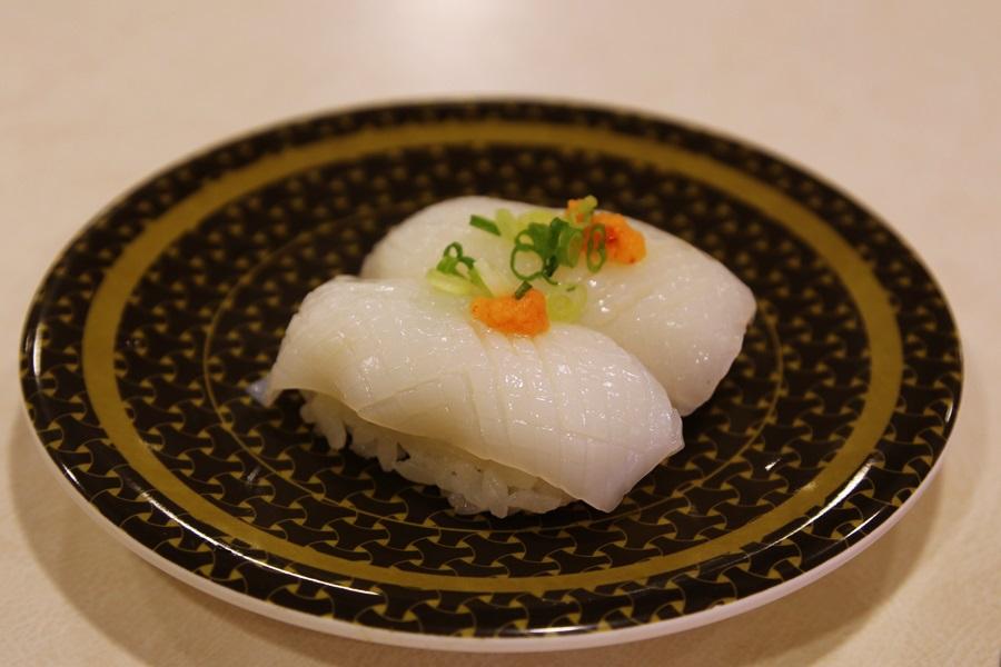 やりいか もみじおろし 回転寿司 はま寿司 hamasushi (3)