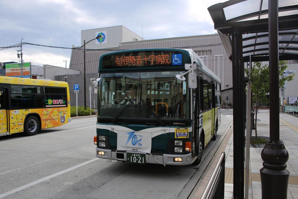 三重交通バス imiekotsu_bus