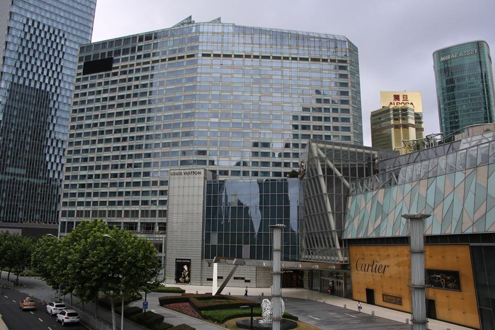 上海 IFCレジデンス IFC Residence (15)