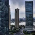 中国・上海の旅 vol.4 上海最強のホテルかもな IFCレジデンス編。