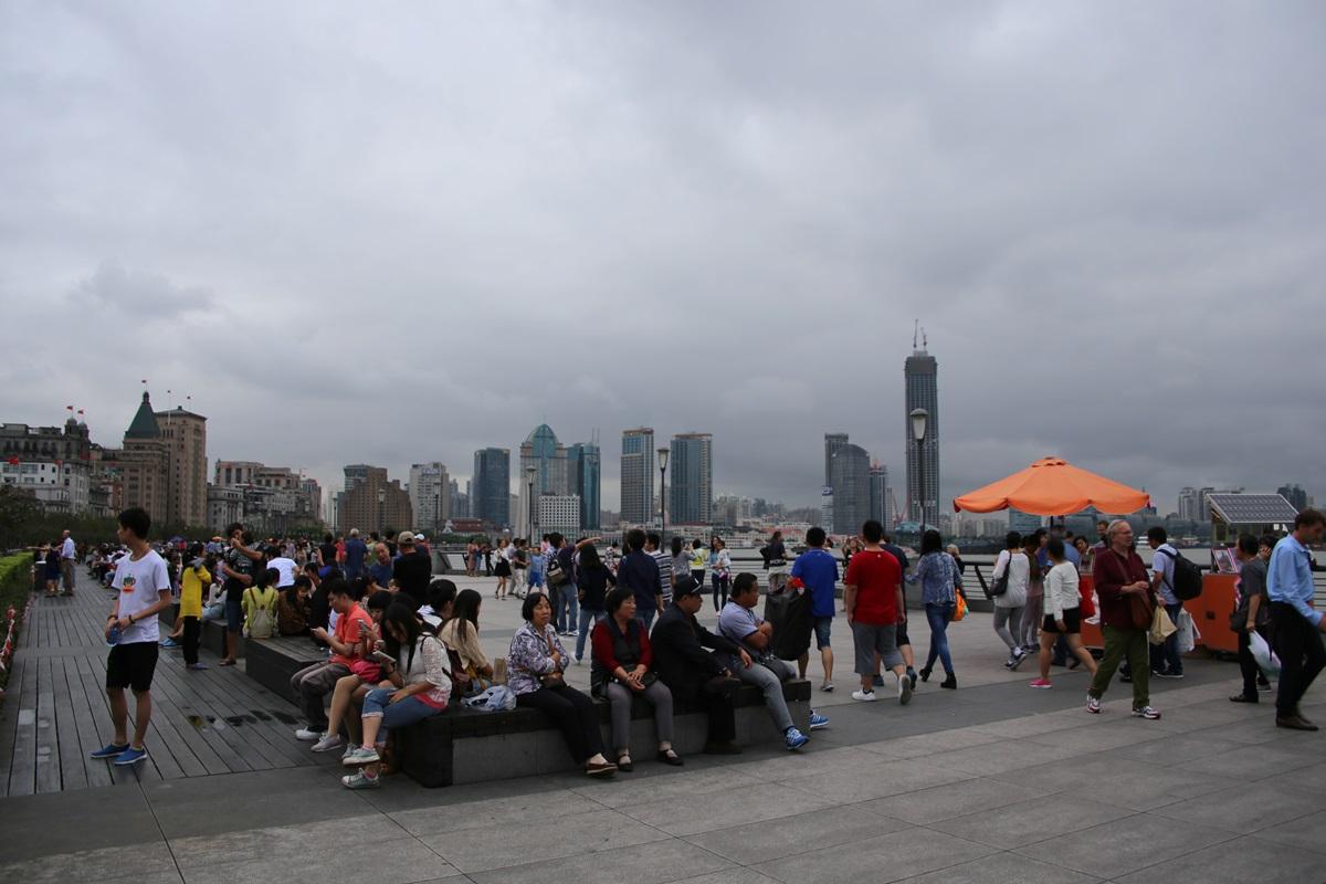 外灘 バンド ワイタン The Bund Zhongshan East 1st Rd Huangpu Shanghai (17)