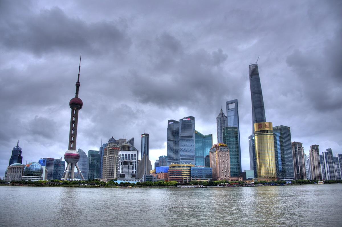 浦東エリア 超高層タワービル群 外灘 バンド ワイタン The Bund Zhongshan East 1st Rd Huangpu Shanghai (22)