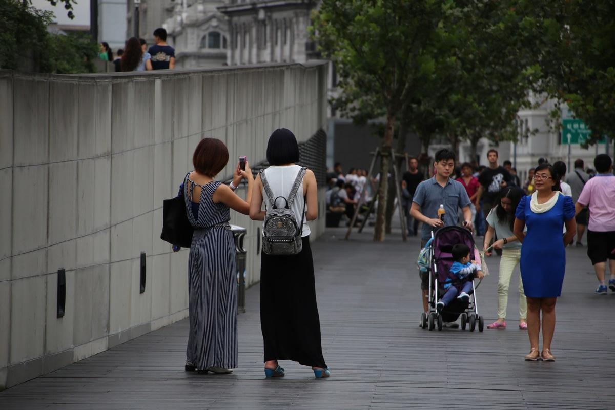 外灘 バンド ワイタン The Bund Zhongshan East 1st Rd Huangpu Shanghai (3)