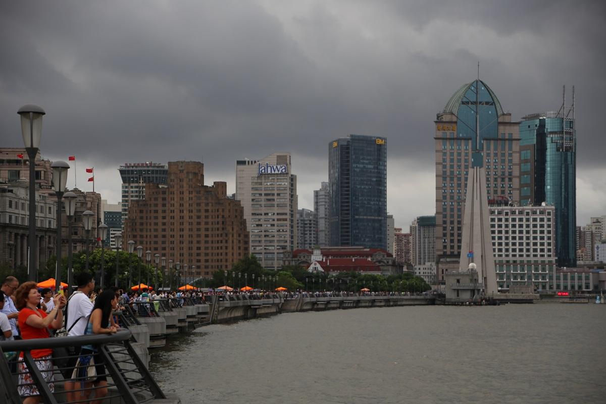 外灘 バンド ワイタン The Bund Zhongshan East 1st Rd Huangpu Shanghai (6)