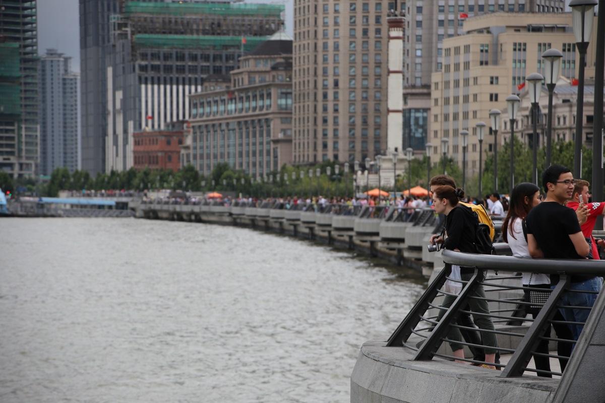 外灘 バンド ワイタン The Bund Zhongshan East 1st Rd Huangpu Shanghai (7)