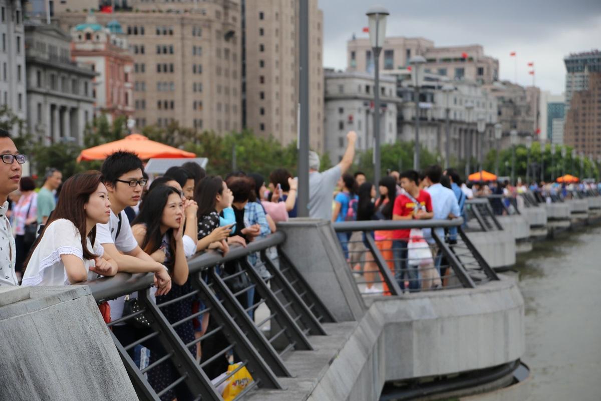 外灘 バンド ワイタン The Bund Zhongshan East 1st Rd Huangpu Shanghai (9)