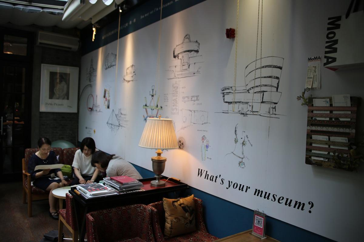 ゼンカフェ 新天地 Xintiandi  zen cafe