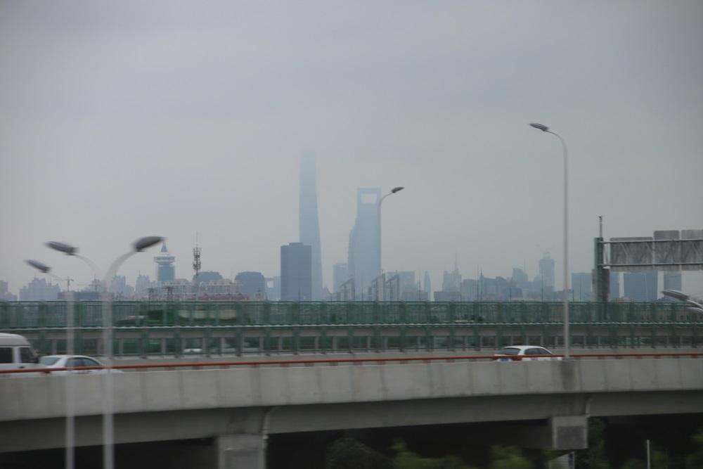 リニアモーターカー 上海浦東国際空港ー竜陽路駅 上海トランスラピッド linear motor car (7)