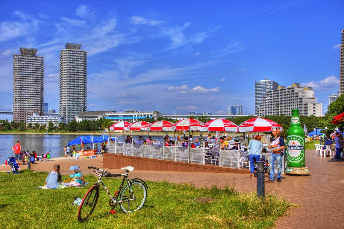 お台場ビーチ お台場海浜公園 odaiba_beach (8)