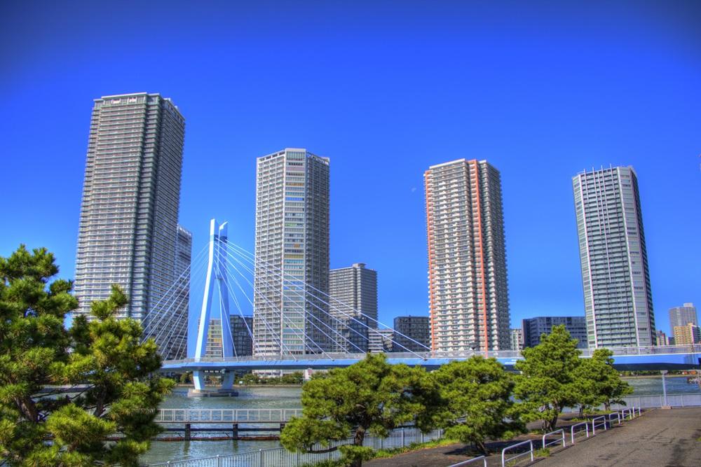東雲タワーマンション群 shinonome_tower_mansion (1)