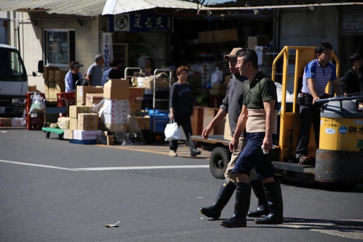 築地市場 場内市場 tsukijiichiba (1)