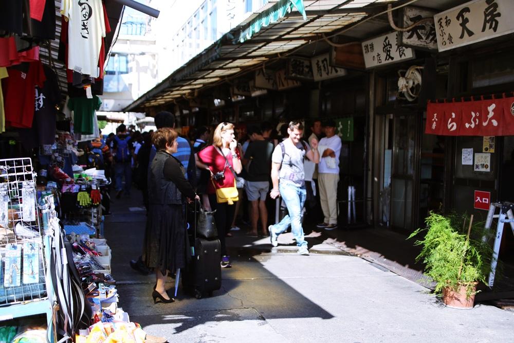 築地市場 場内 魚がし横丁 tsukijiichiba (4)