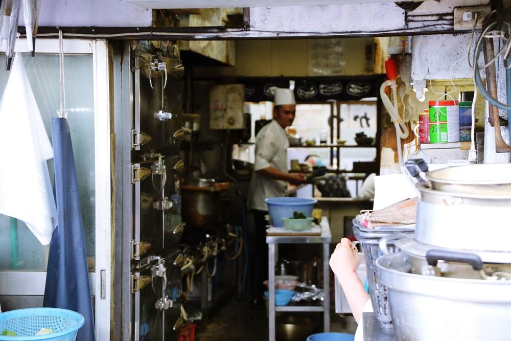 とんかつ八千代 チャーシューエッグ定食 tsukijiichiba (6)