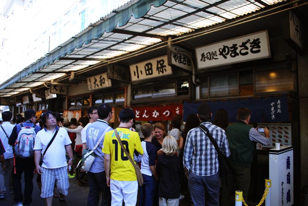 築地市場 場内 魚がし横丁 tsukijiichiba uogashi (3)
