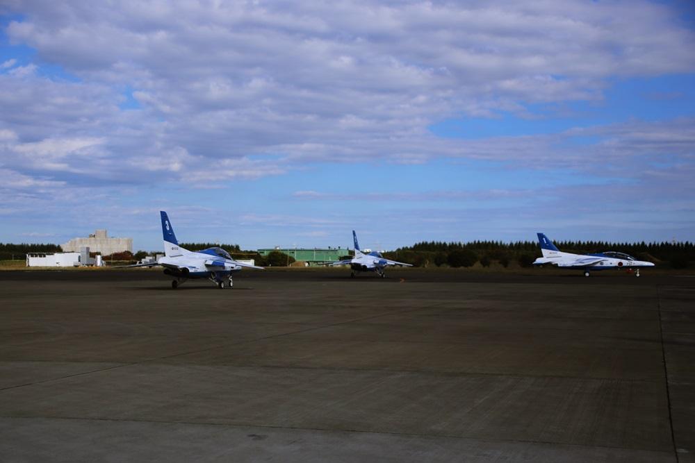 ブルーインパルス 西武池袋線 稲荷山公園駅 2014年入間基地航空祭 2014 iruma  fly team (116)