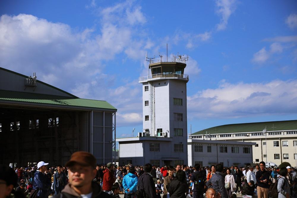 管制塔 西武池袋線 稲荷山公園駅 2014年入間基地航空祭 2014 iruma  fly team (25)