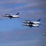 2014年入間基地航空祭 vol.3 いよいよブルーインパルス TAKE OFF。