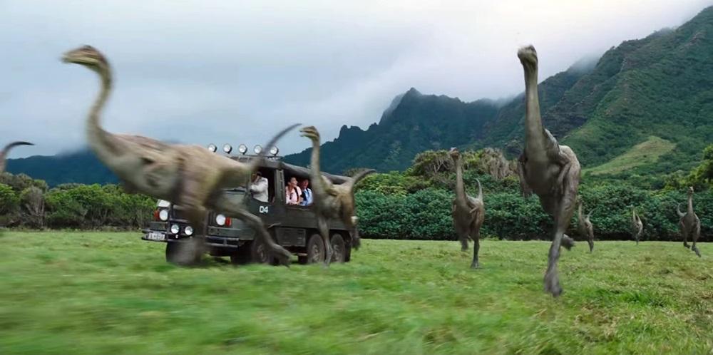 ジェラシックワールド Jurassic World (1)