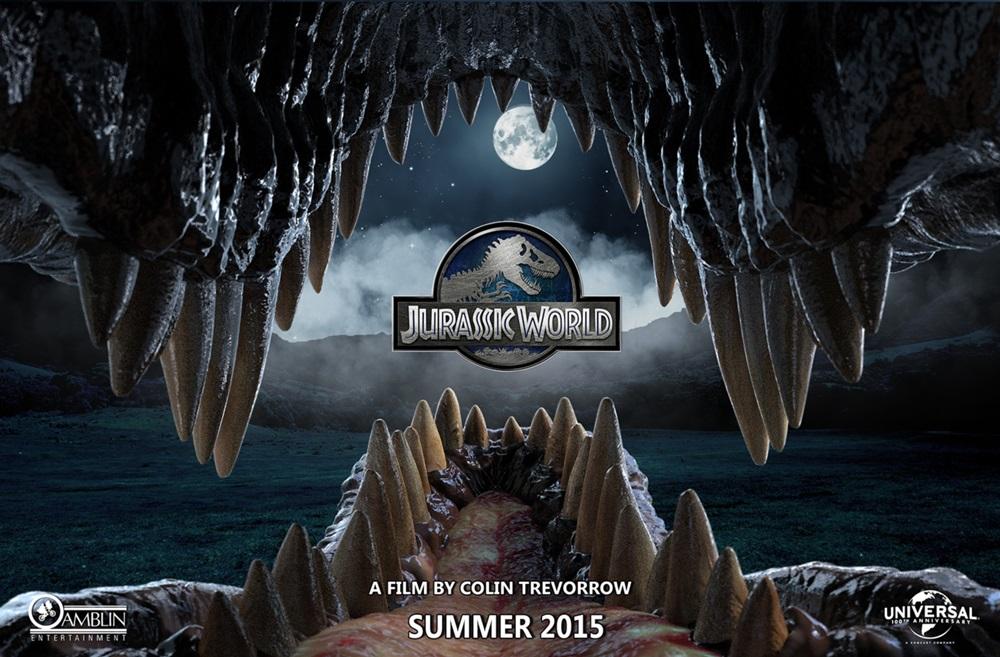 ジェラシックワールド Jurassic World (2)