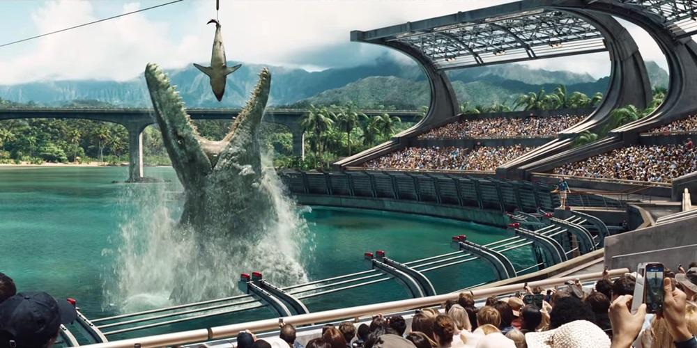 ジェラシックワールド Jurassic World (6)