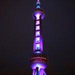 中国・上海の旅 vol.10 東方明珠電視塔&上海国金中心商場編。