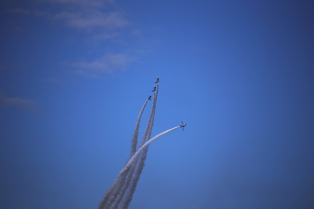 ローリングコンバットピッチ  ブルーインパルス 西武池袋線 稲荷山公園駅 2014年入間基地航空祭 ROLLING COMBAT PITCH Blue Impulse 2014 iruma  fly team (307)