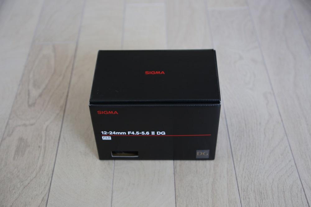 シグマ 超広角レンズ Sigma 12-24mm F4.5-5.6 II DG HSM  (1)