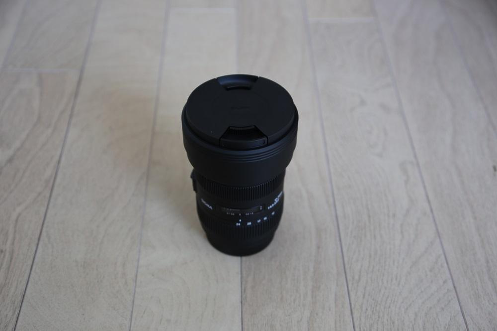 シグマ 超広角レンズ Sigma 12-24mm F4.5-5.6 II DG HSM  (3)