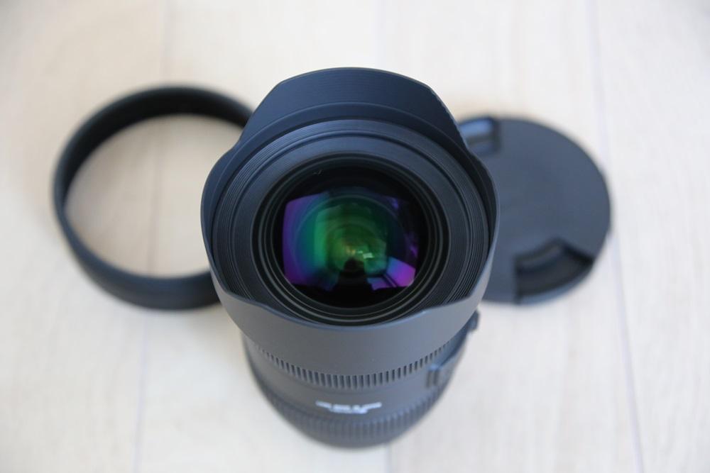 シグマ 超広角レンズ Sigma 12-24mm F4.5-5.6 II DG HSM  (6)