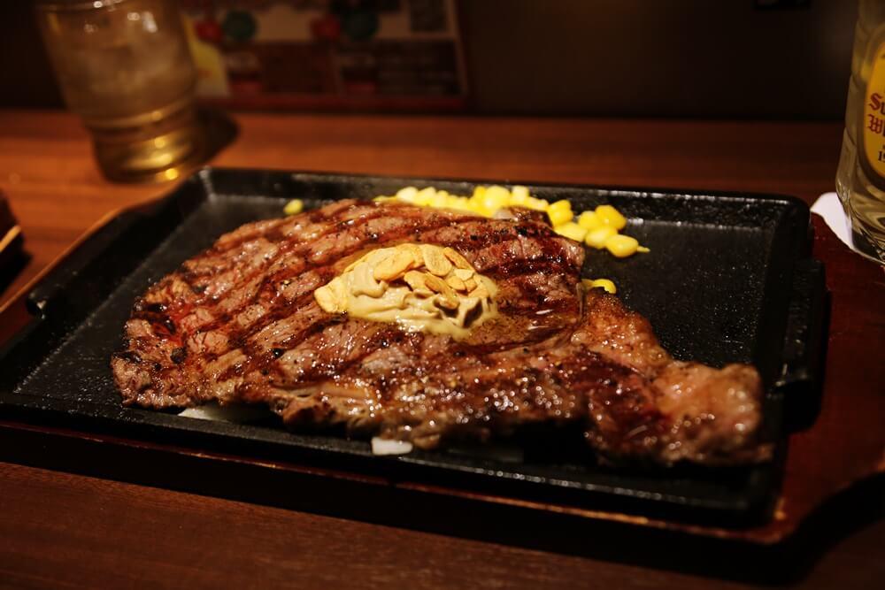 いきなりステーキ リブロースステーキ ikinari_steak (6)