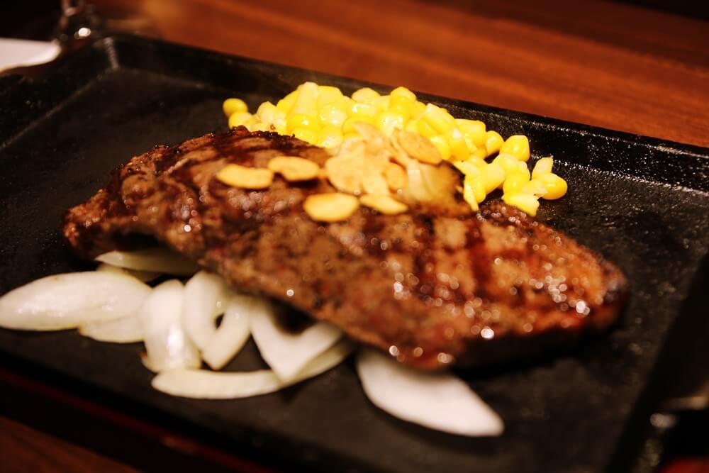いきなりステーキ 国産牛サーロイン  ikinari_steak (7)