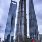 中国・上海の旅 vol.11 最終章は浦東新区の超高層ビルに囲まれる編。