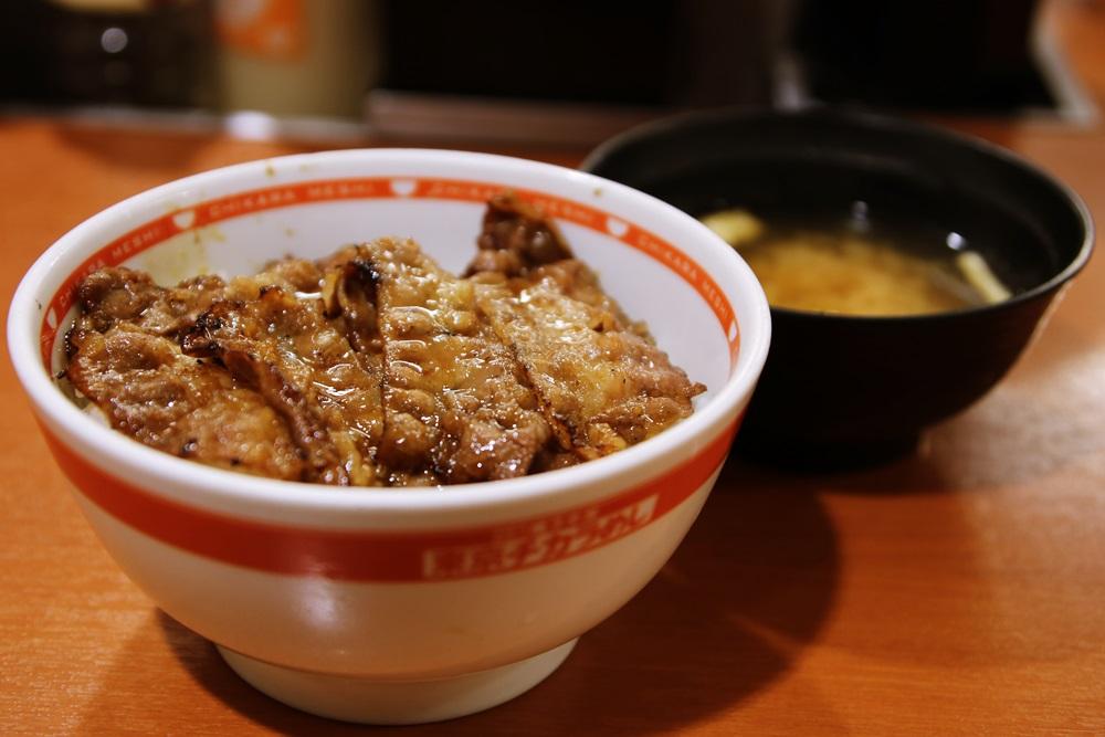東京チカラ飯 焼き牛丼 tokyo chikarameshi yakigyudon (2)