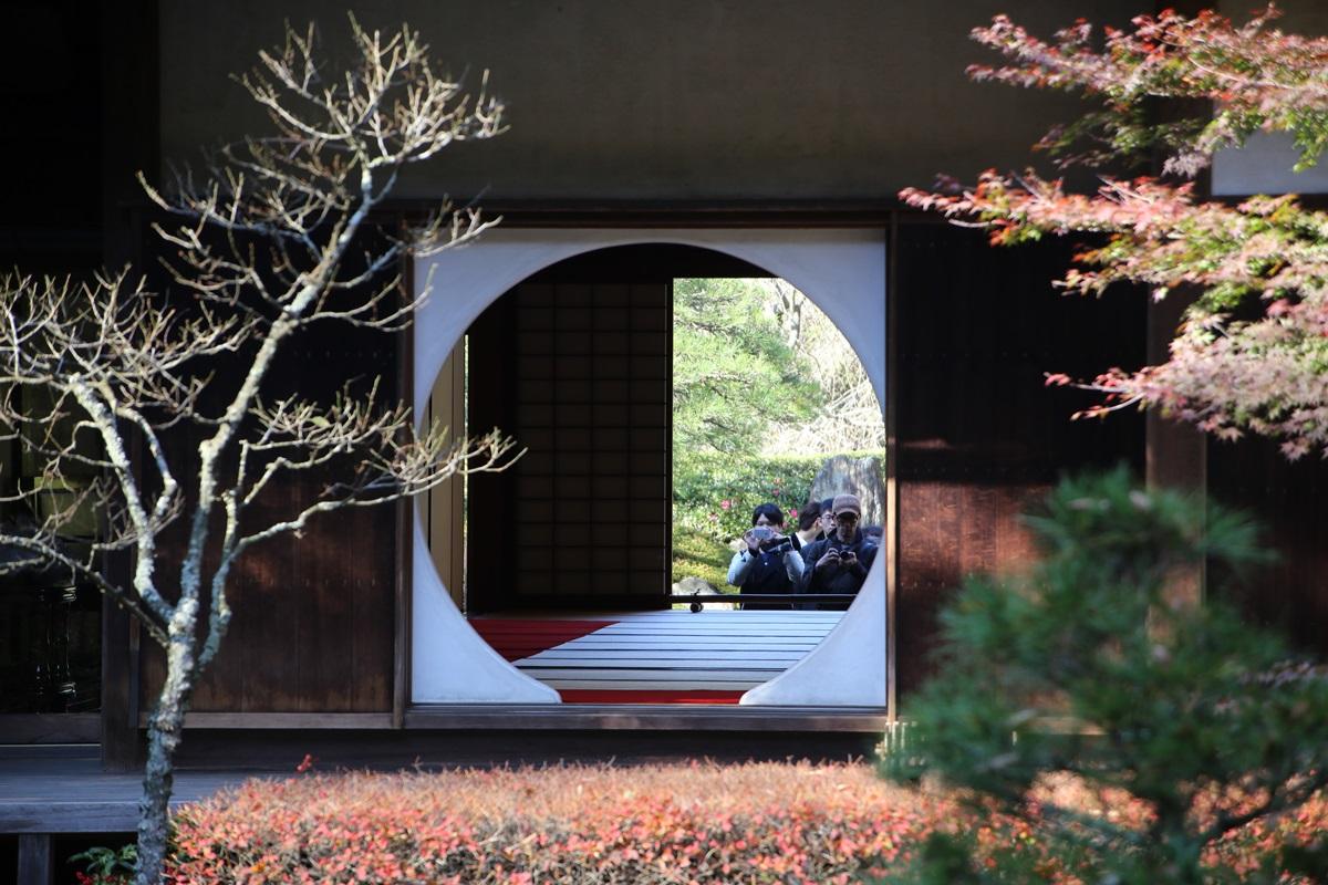 丸窓の北鎌倉 明月院 kitakamakura_meigetuin (11)