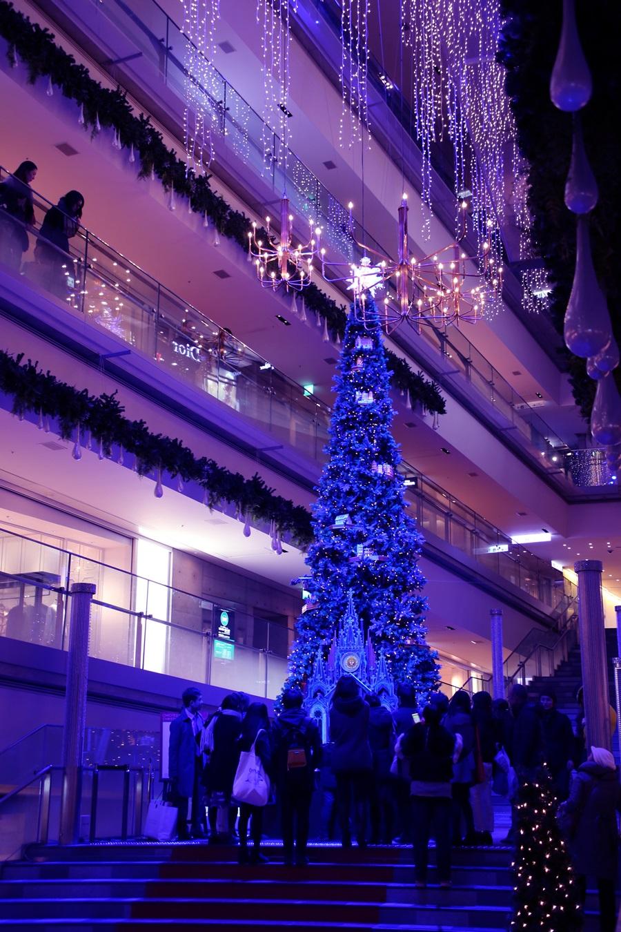 表参道ヒルズ Xmasツリー クリスマスツリー 2014 omotesando_hills_Xmas_tree (3)