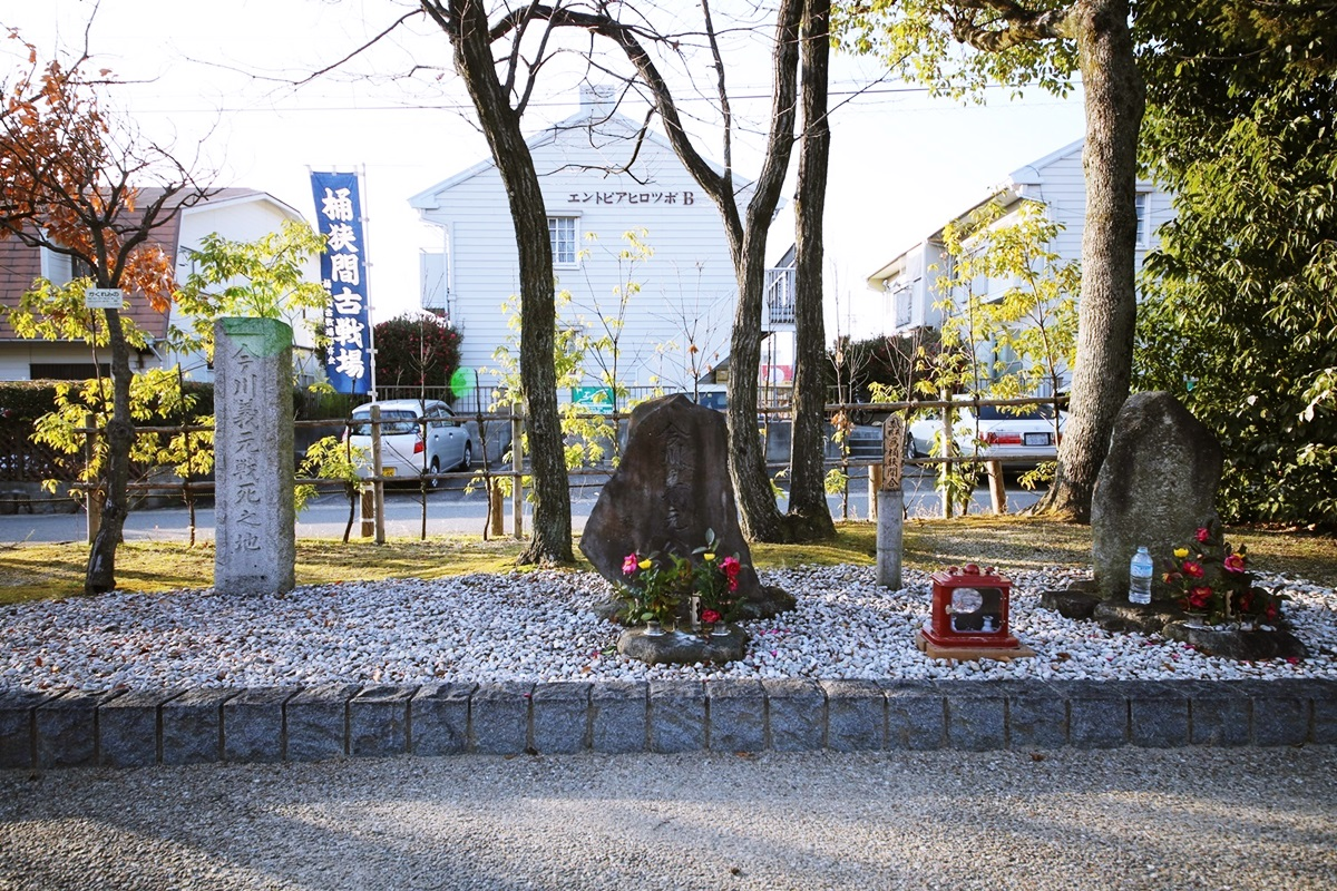 名古屋市緑区 桶狭間古戦場公園 桶狭間の戦い The Battle of OKEHAZAMA (15)