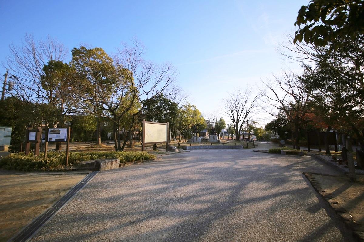名古屋市緑区 桶狭間古戦場公園 桶狭間の戦い The Battle of OKEHAZAMA (8)