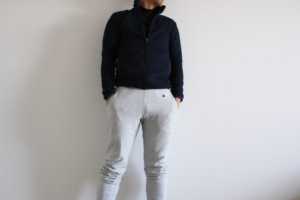 ユニクロ ニットフリースフルジップジャケット UNIQLO_knit (3)