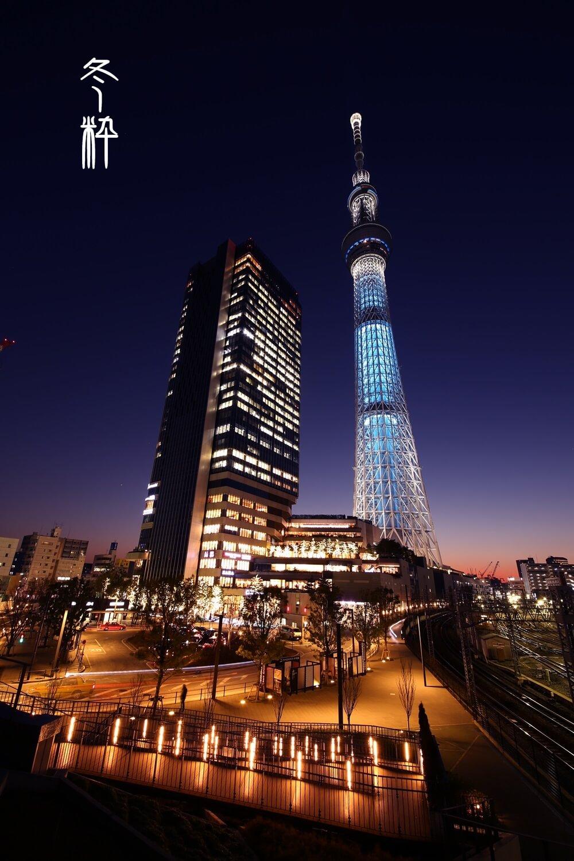 東京スカイツリー 冬粋 tokyo_skytree (3)