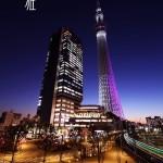 東京スカイツリー『 冬雅 』。