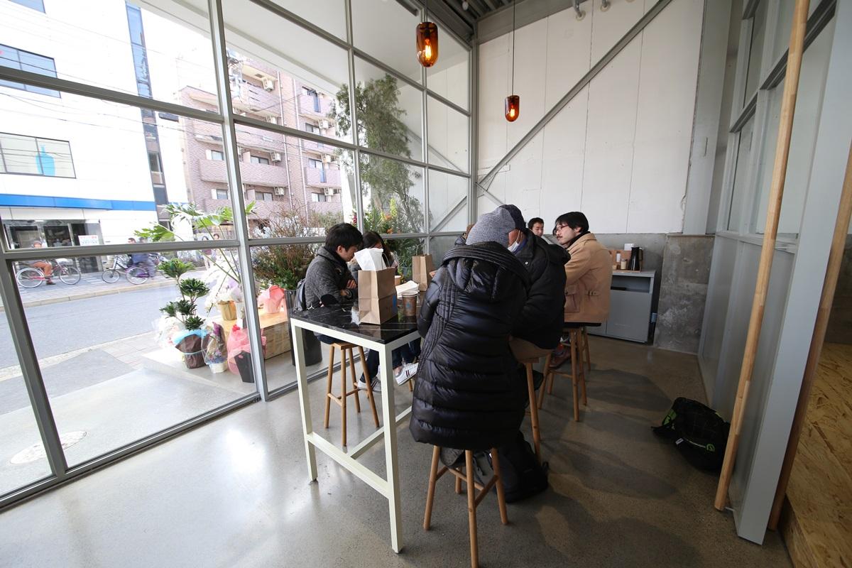 ブルーボトルコーヒー  清澄白河ロースタリー&カフェ Blue Bottle Coffee Japan (12)