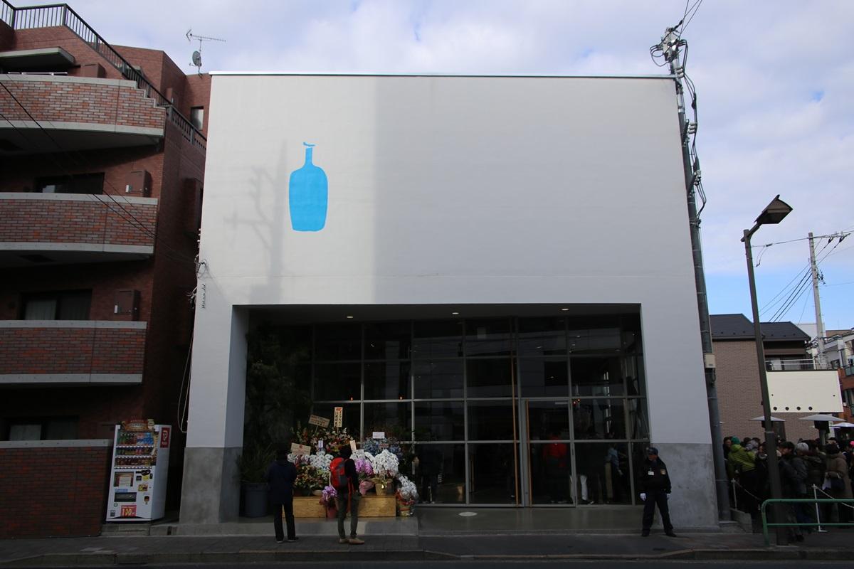 ブルーボトルコーヒー  清澄白河ロースタリー&カフェ Blue Bottle Coffee Japan (2)