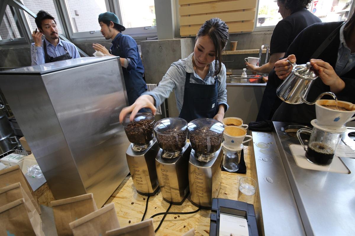 ブルーボトルコーヒー  清澄白河ロースタリー&カフェ Blue Bottle Coffee Japan (22)