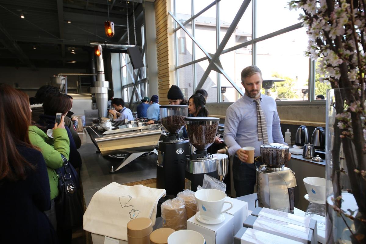 ブルーボトルコーヒー  清澄白河ロースタリー&カフェ Blue Bottle Coffee Japan (24)