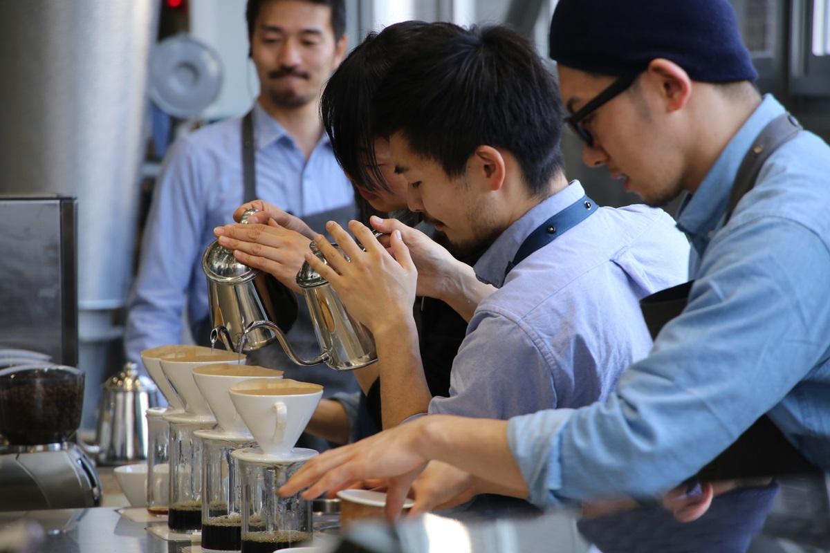 ブルーボトルコーヒー  清澄白河ロースタリー&カフェ Blue Bottle Coffee Japan (25)
