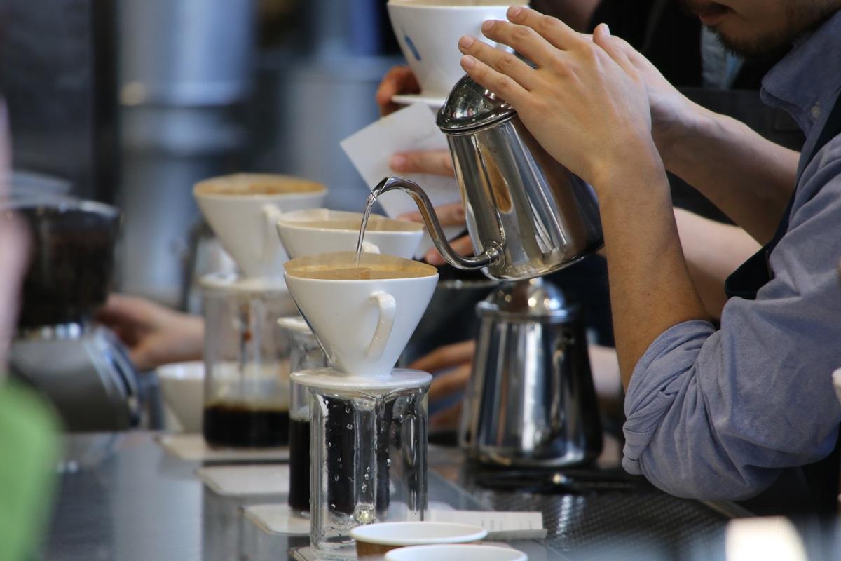 ブルーボトルコーヒー  清澄白河ロースタリー&カフェ Blue Bottle Coffee Japan (28)