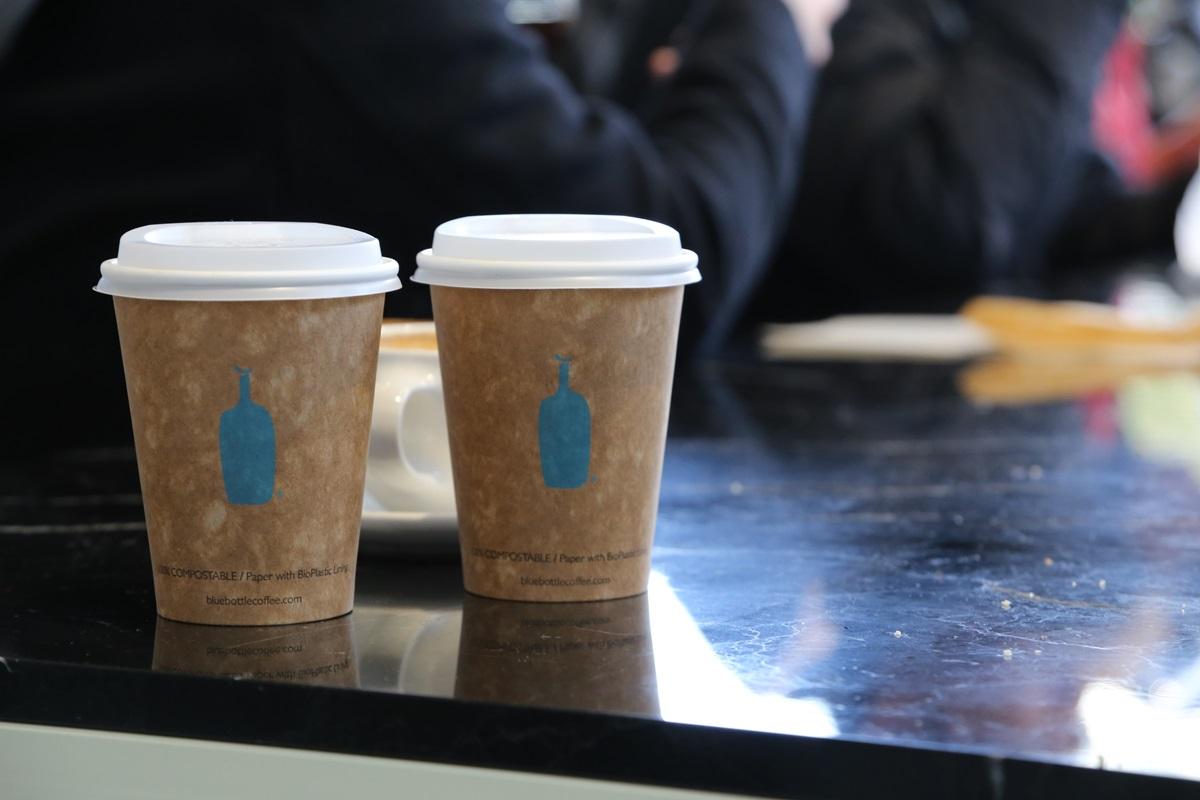 テイクアウト用カップ ブルーボトルコーヒー  清澄白河ロースタリー&カフェ Blue Bottle Coffee Japan (33)