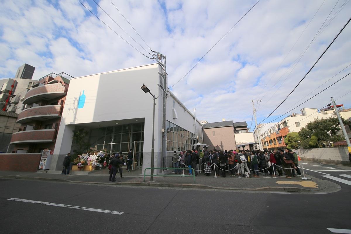 ブルーボトルコーヒー  清澄白河ロースタリー&カフェ Blue Bottle Coffee Japan (7)